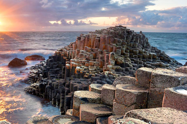 Giants Causeway Experience with Quinns