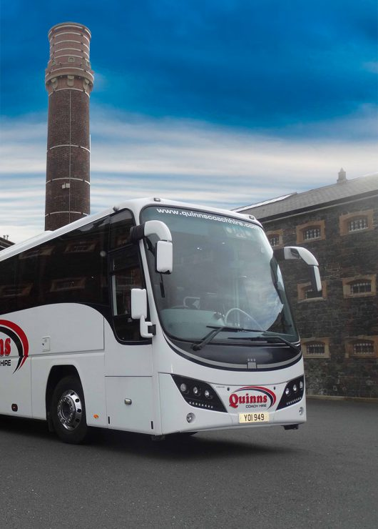 COACH HIRE with Quinns